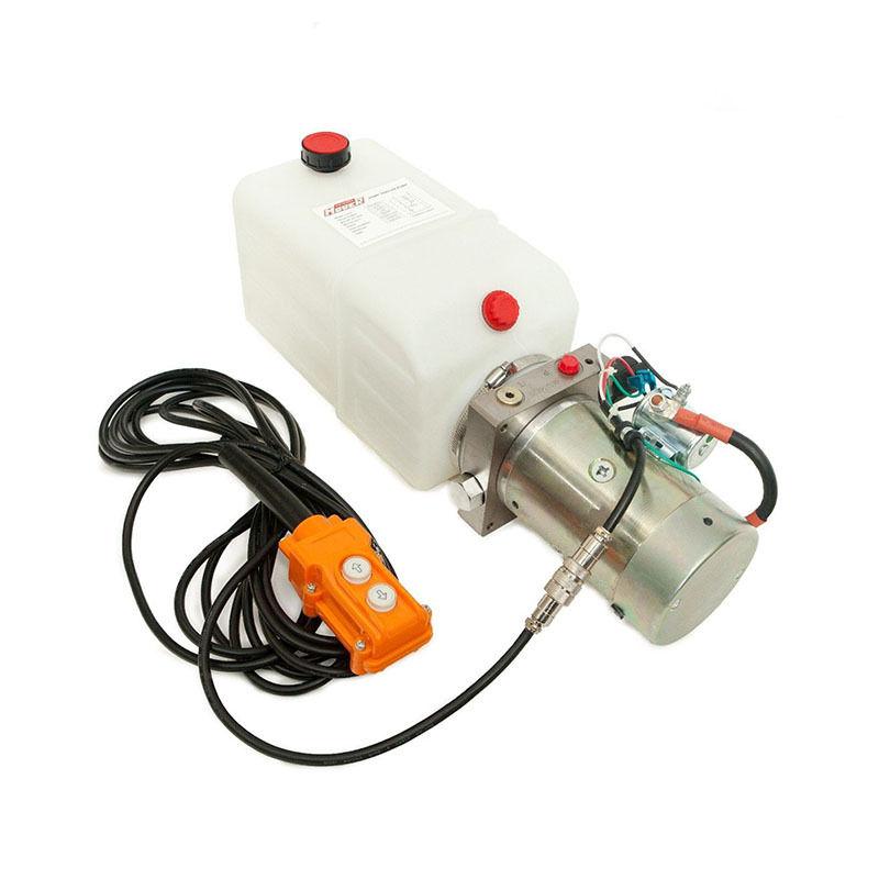 Hydraulic Pump For Dump Trailer 12 Volt DC Hydraulic Pump
