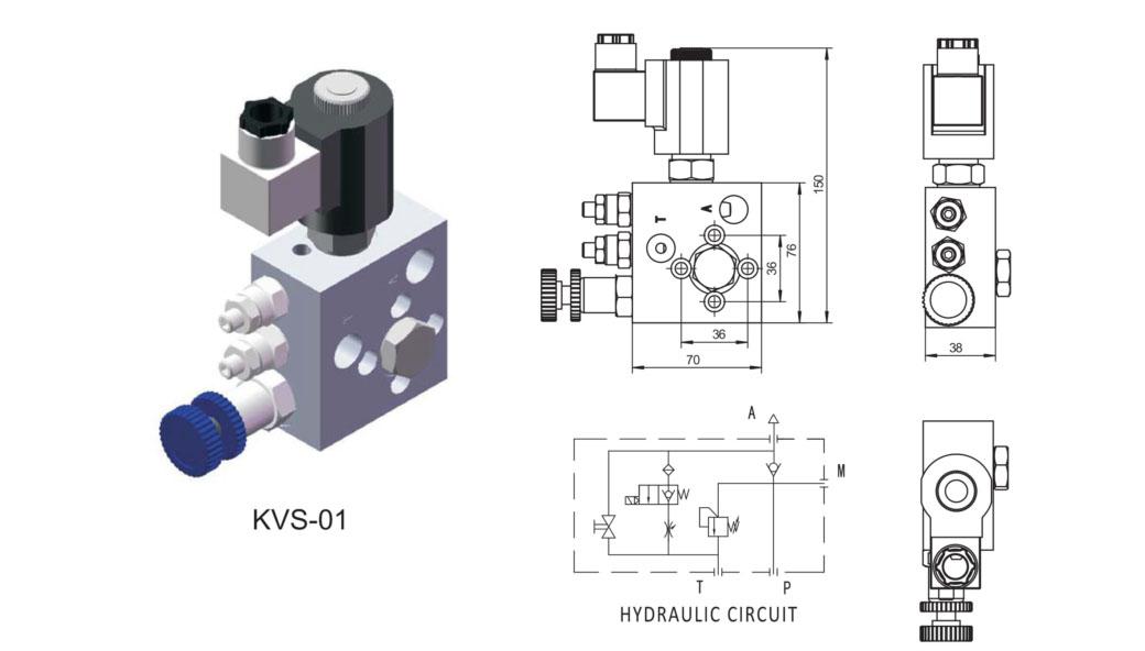 Hydraulic Lift Valve