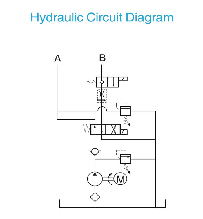 hydraulic dump trailer pump wiring diagram tipper pump hydraulic pump for dump truck 12v electric hydraulic  dump truck 12v electric hydraulic