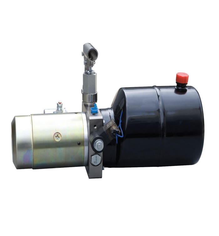 Hydraulic Pump for Dump Trailer,12 Volt DC Hydraulic Pump for Dump