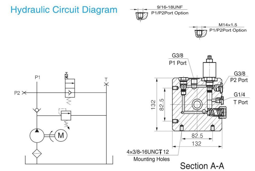 Dump Trailer Hydraulic Pump12 Volt Dc24 Dc15kw20kw Jade. Wiring. Concentric Hydraulic Pump Wiring Diagram At Eloancard.info