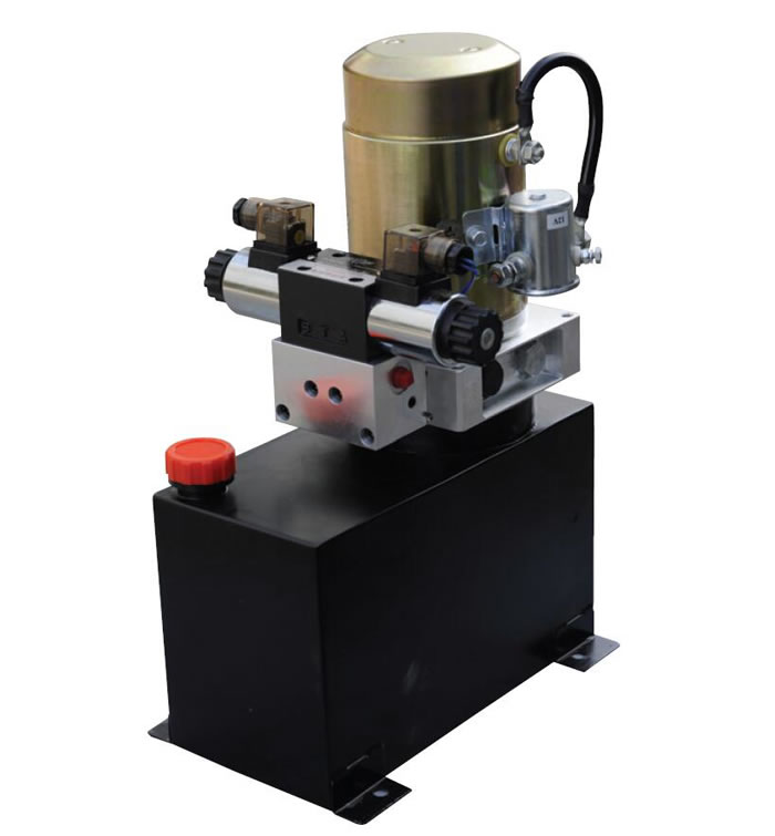 Double Acting Hydraulic Power Unit